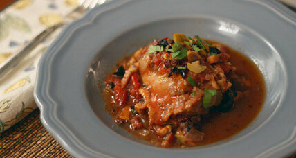 Slow cooker recipe: French-country chicken with olives
