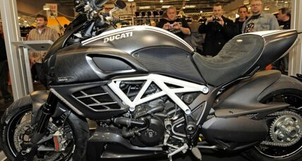 Volkswagen buying motorcycle icon Ducati?
