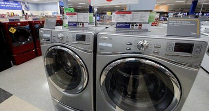 Durable goods rise less than expected