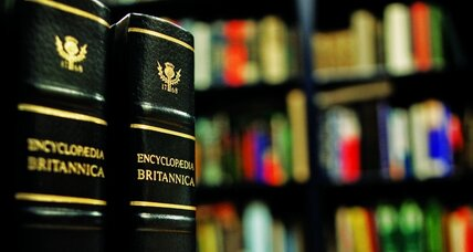 On the death of Encyclopaedia Britannica: All authoritarian regimes eventually fall