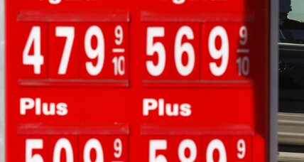 Gas prices: Up 12 cents in two weeks