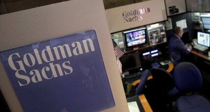 Investment banking: Ex-Goldman critic to write book?
