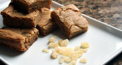 Brownie bonanza: A collection of brownies, blondies, and bars