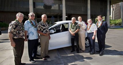 Electric cars: Hawaii expands rebate fund