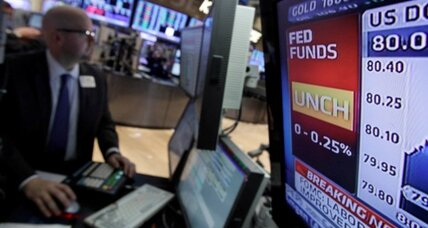Treasury bond market: Investors pull back