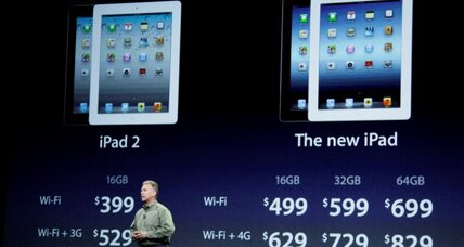 Pre-ordered a new iPad? Sorry, slight delay.