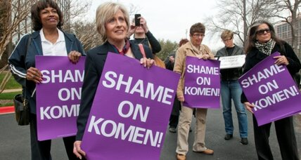 Susan G. Komen executives: More resignations