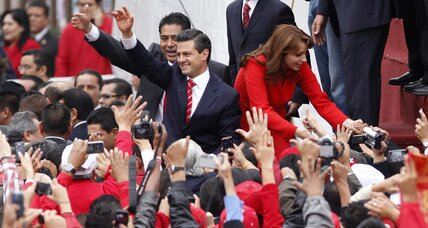 Mexico presidential campaign: Off to a good start