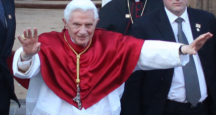 Catholicism in a communist land: Pope Benedict XVI travels to Cuba