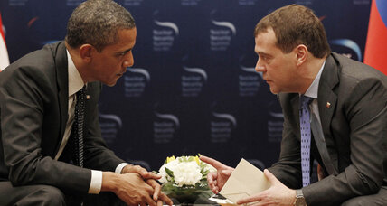 Obama asks Russia to cut him slack until reelection