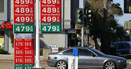Obama strikes back at critics on gas prices