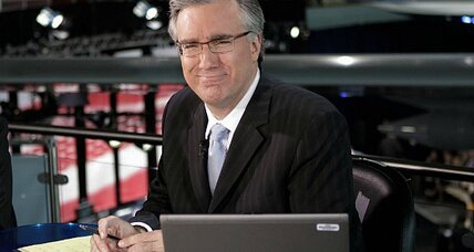 Acid-tongued broadcaster Keith Olbermann gets the boot from Al Gore's Current TV