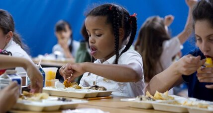 Pink slime? Nothing wrong with it in school meals, USDA says.