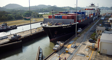 Panama Canal expansion to ease international trade, with a grain of salt