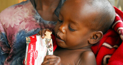 Haiti effort expands production of hunger-busting peanut butter