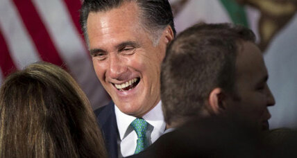 Bush endorsement leaves Romney focused on November
