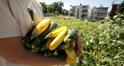 Five urban garden programs that train inmates and help communities