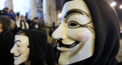 Hacktivism accounted for majority of data theft in 2011: report