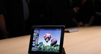iPad pre-order stock is already depleted, says Apple