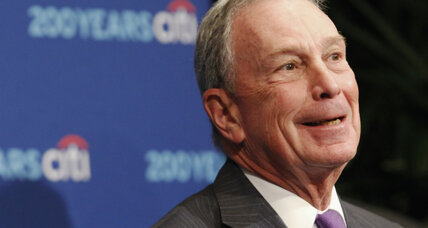 New York Mayor Bloomberg donates $220 million to anti-smoking efforts worldwide