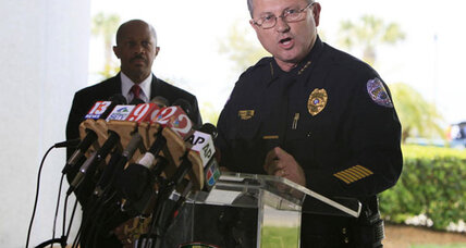 Police chief, state attorney step aside in Trayvon Martin case