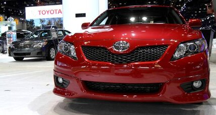 Toyota recall: Tacomas, Venzas, Camrys on the list