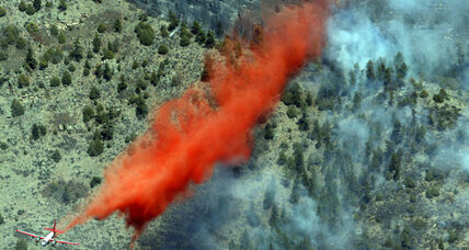 Colorado wildfire may have started from controlled burn