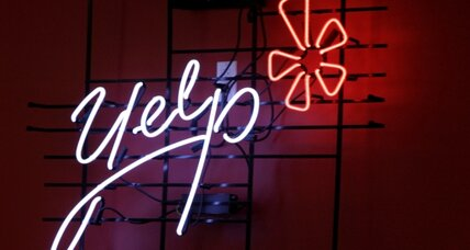 Tech stocks: some help from Yelp?