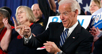 Why Obama is unleashing Joe Biden on 2012 campaign trail