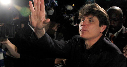 Rod Blagojevich, second Illinois governor headed for prison (+video)