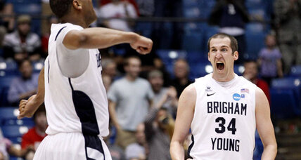 NCAA tournament 2012: BYU, Western Ky. comebacks highlight first play-in night