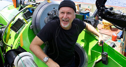 Why James Cameron was forced to surface early