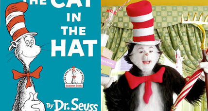 'Cat in the Hat' goes to the movies – again