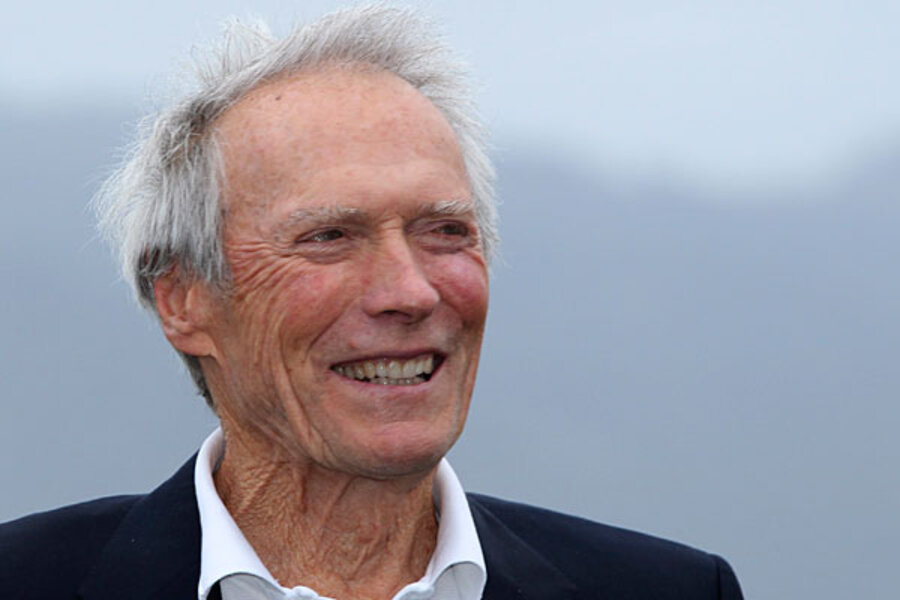 clint eastwood his wife and daughters will do family
