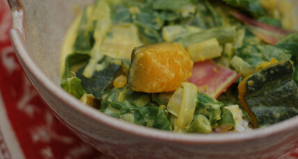 Meatless Monday: Coconut vegetable curry