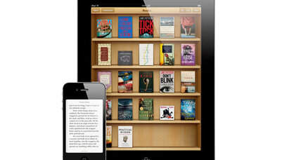 Lower e-book prices ahead as government threatens Apple, publishers?