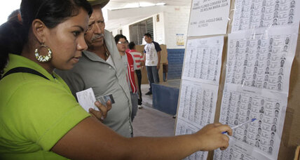 El Salvador elections: Another test for Latin America's left
