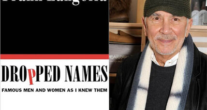 10 stories from Frank Langella about his famous friends