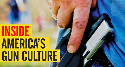 Gun nation: Inside America's gun-carry culture