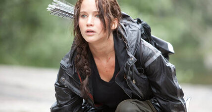 'Hunger Games' heroine Katniss Everdeen becomes – a Barbie doll?