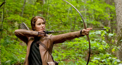 'Hunger Games' author offers her take on the finished film