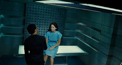 'The Hunger Games' new clip shows Katniss meeting stylist Cinna