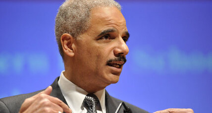 Eric Holder: Corporate fraud criminal cases coming soon