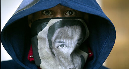 Trayvon Martin effect: School lifts ban on hoodies