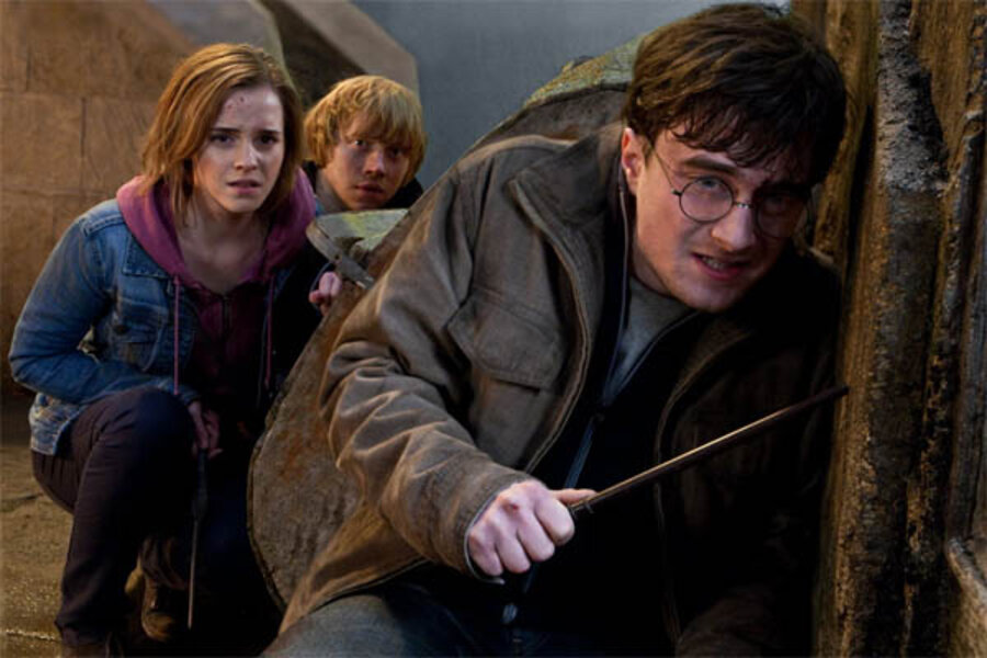 'Harry Potter' e-books: game-changers for the digital world?