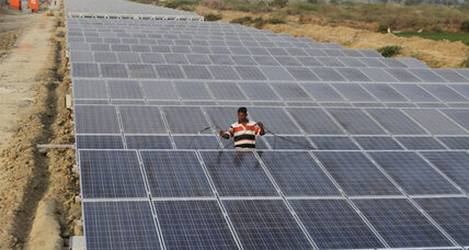 Solar power: the fix for Africa's frustration with the grid?