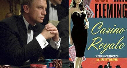 James Bond novels come back to Random House