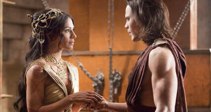 'John Carter' star Taylor Kitsch talks about stunt work and possibility of a sequel (+trailer)