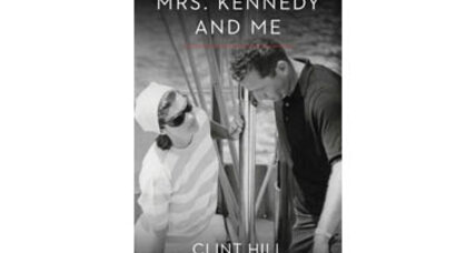 'Mrs. Kennedy and Me': A Secret Service agent shares his memories