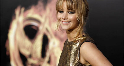 'Hunger Games' star Jennifer Lawrence talks filming and mall tours